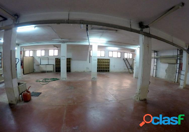 Alquiler de local comercial(con una superficie de 420 m2)