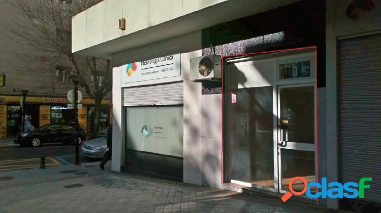 Alquiler de local en Granada (Zona Melchor Almagro)