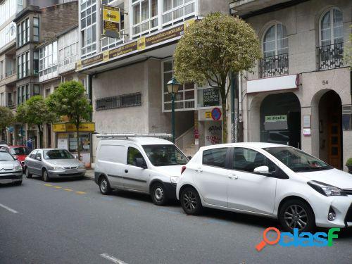Alquiler de local en Santiago, Horreo