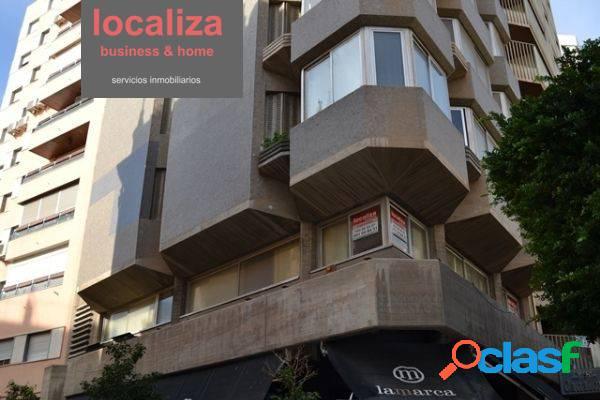 Alquiler de oficina en el Paseo de Almería
