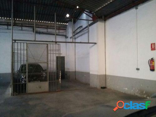 Alquiler de plaza de garaje en el Paseo Alfonso XIII.