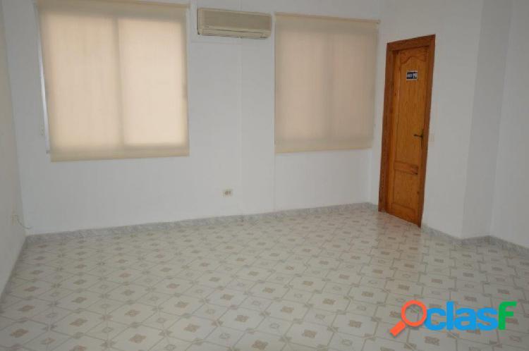 Alquiler despacho oficinas en Zona Centro.