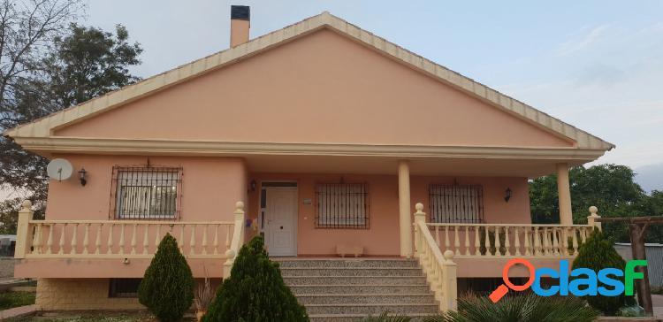 Amplia casa en zona del campillo de Lorca.