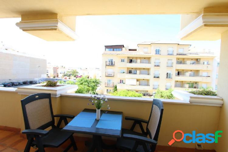 Amplio apartamento con 2 terrazas en Torrecilla