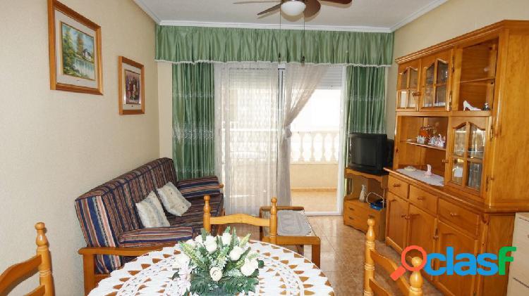 Apartamento 2 dormitorios amueblado y equipado