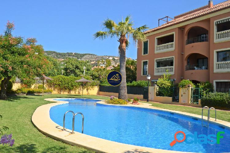 Apartamento Planta Baja con Gran Terraza, Calefacción S.