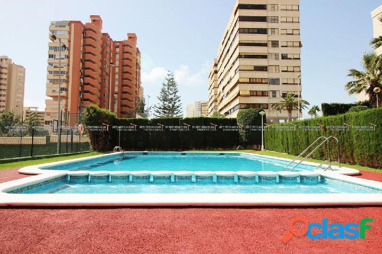 Apartamento con Vistas al Mar en Playa San Juan - Alicante