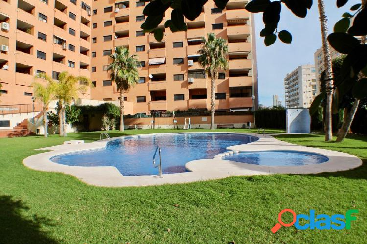 Apartamento con vistas al mar en La Cala Villajoyosa.
