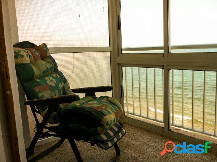 Apartamento con vistas frontales al mar desde la quinta