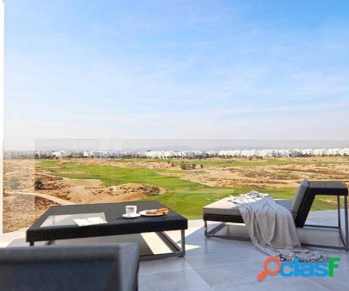 Apartamento de 2 dormitorios con vistas al campo de golf