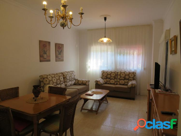 Apartamento de 2 dormitorios en La Cala de Mijas 200 m. de