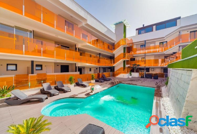 Apartamento de 2 dormitorios en Torrevieja en el mejor