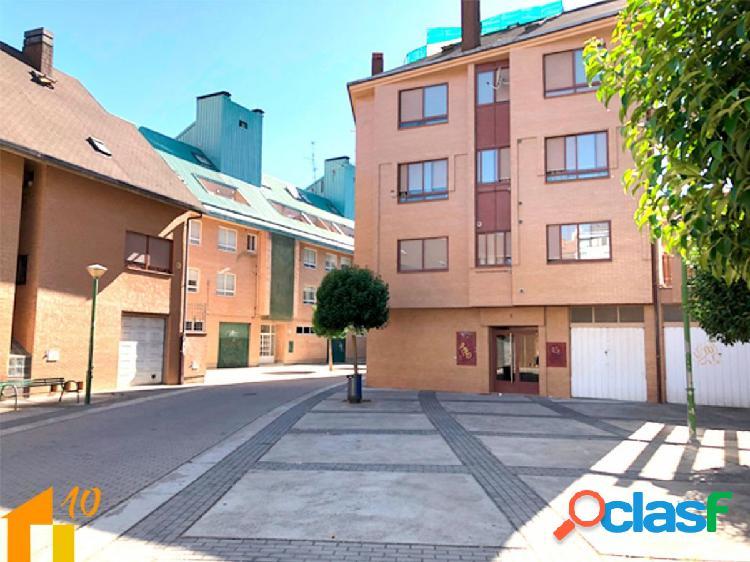 Apartamento de dos dormitorios en San Pedro y San Felices.