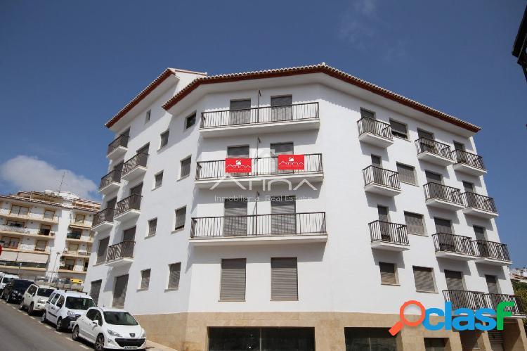 Apartamento de obra nueva de 3 dormitorios en la localidad