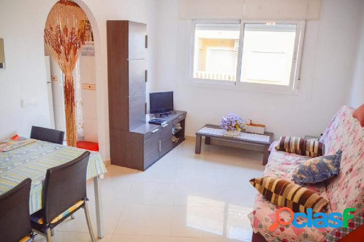 Apartamento de un dormitorio en el centro de Torrevieja