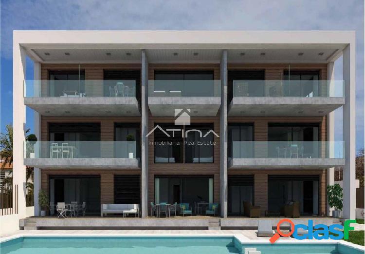 Apartamento dúplex a la venta en Jávea, de obra nueva a