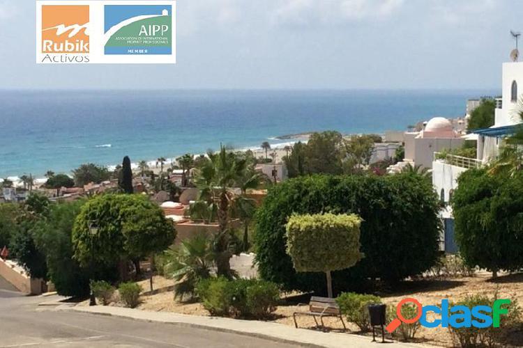 Apartamento en Mojácar con vistas al mar