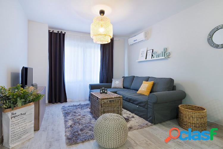 Apartamento en alquiler de diseño en pleno centro de