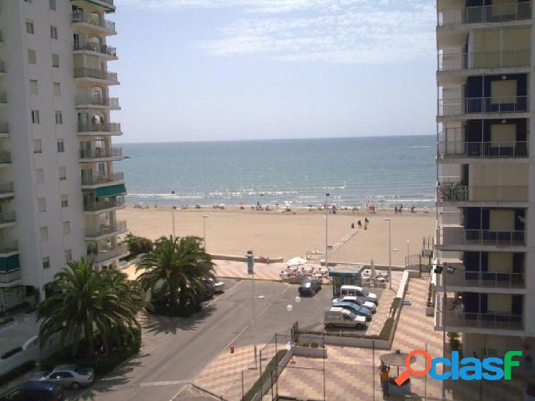 Apartamento en playa Racó con vistas al mar