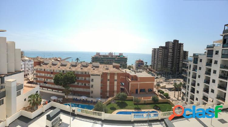 Apartamento impecable frente al mar