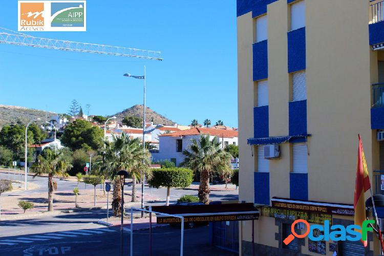Apartamento junto a la playa en San Juan de Los Terreros