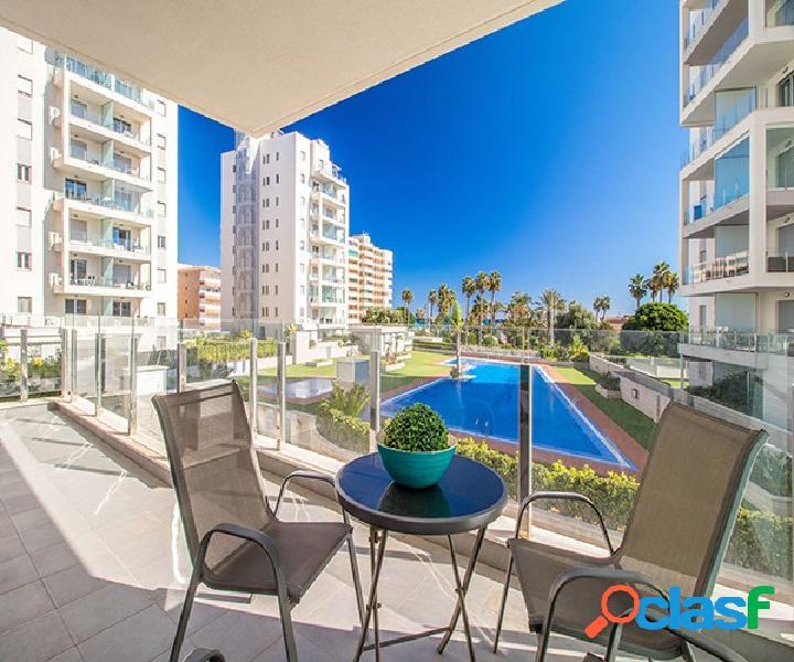 Apartamento moderno con vistas al mar en La Mata