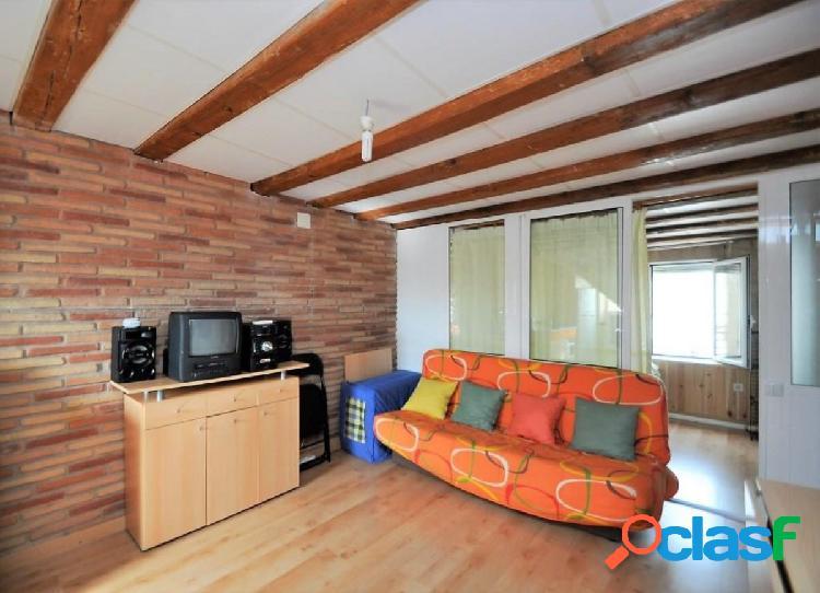 Apartamento reformado de 1 dormitorio en la zona centro