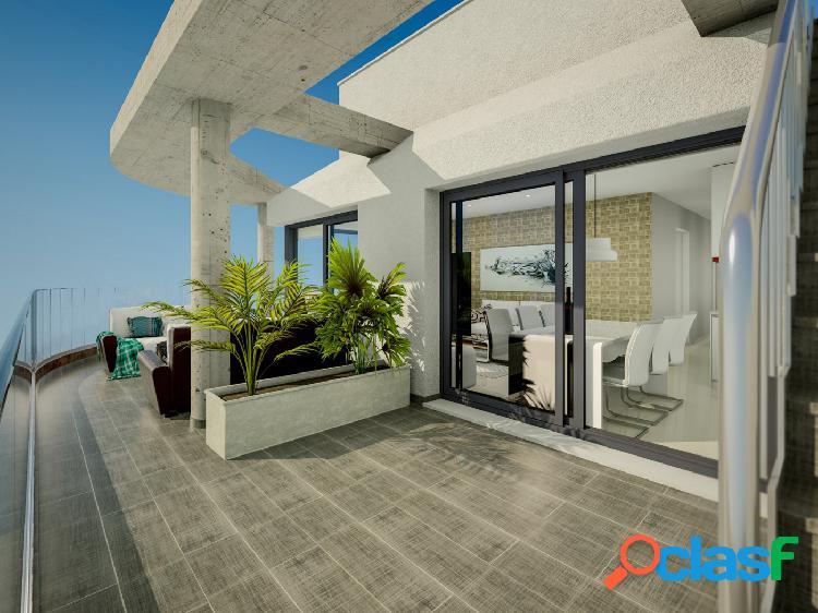 Apartamentos a solo 150 m de la playa.