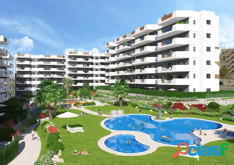 Apartamentos de obra nueva de 3 dormitorios en Los Arenales