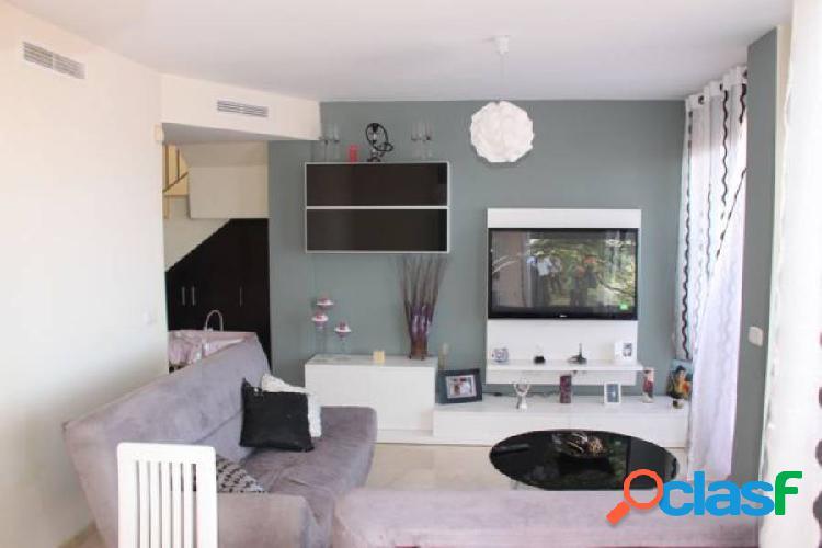 Atico duplex en residencial exclusivo Los Altos de Sierra