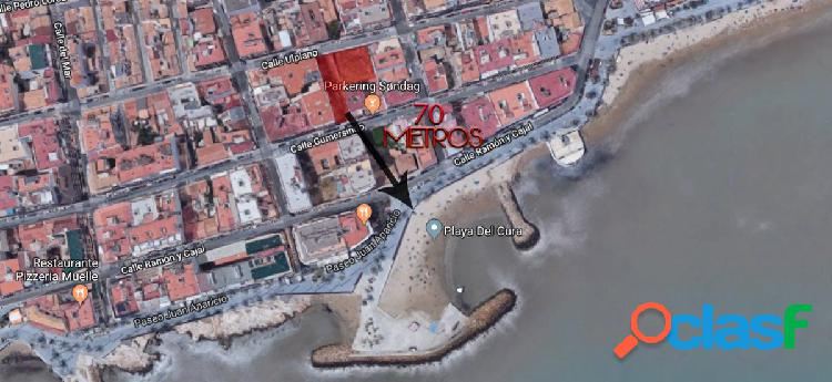 Atico en Torrevieja a solo 70 metros del mar