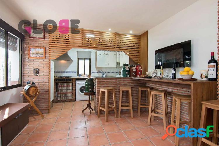 Bonita casa de campo en Churriana de la Vega