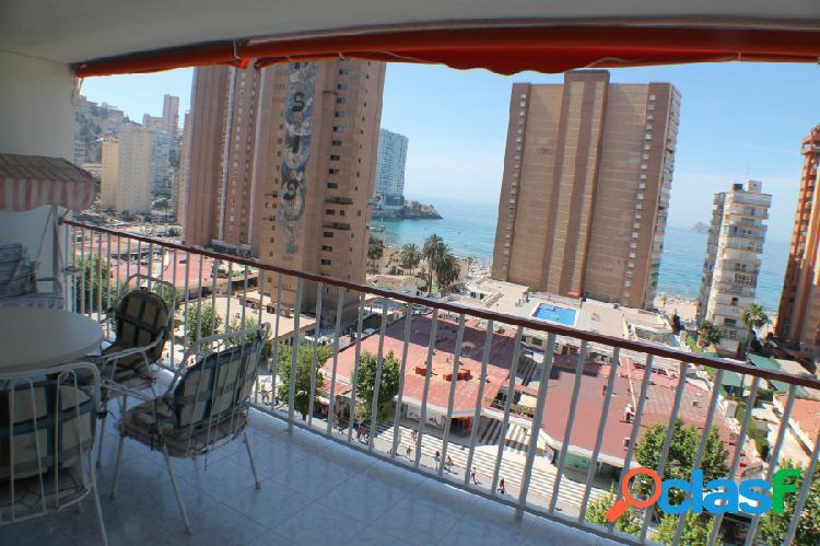 Bonito apartamento en segunda línea de playa - Levante