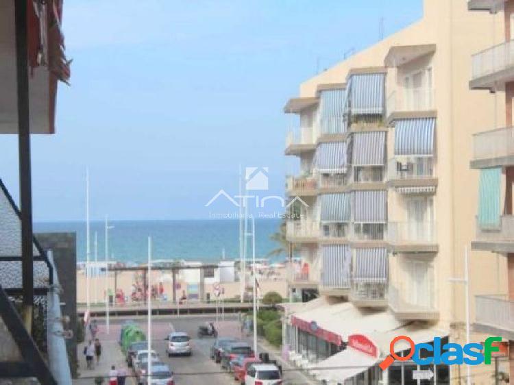 Bonito y amplio apartamento con amplia terraza con vistas al