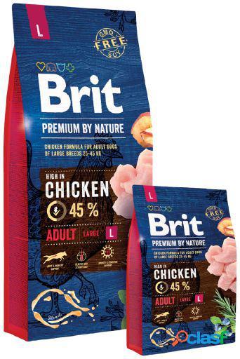 Brit Pienso Premium By Nature Adult L 15 Kg