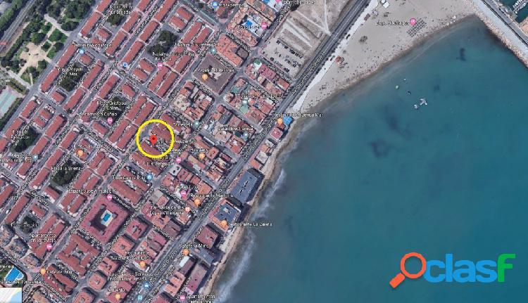 Bungalow planta alta 2 dormitorios, a 150 metros de la Playa
