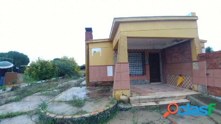 CASA DE CAMPO 104 M2 CONSTRUIDOS PARA REFORMAR. PARCELA