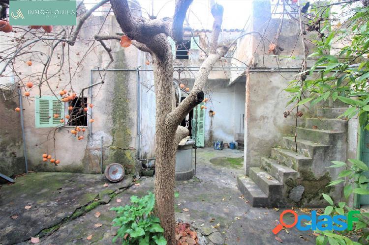 CASA DE PUEBLO SINEU.237 M2 CONSTR. 110 M2 JARDÍN. 280 M2
