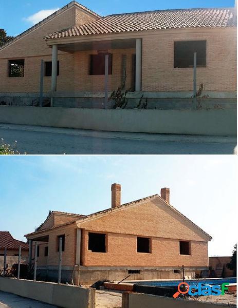 CHALET EN CONSTRUCCION