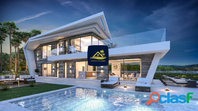 ⚜ COSTA HOUSES ® Villas Minimalistas y Modernas en Javea