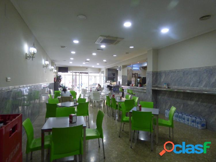 Cafeteria funcionando en alquiler con opción a compra
