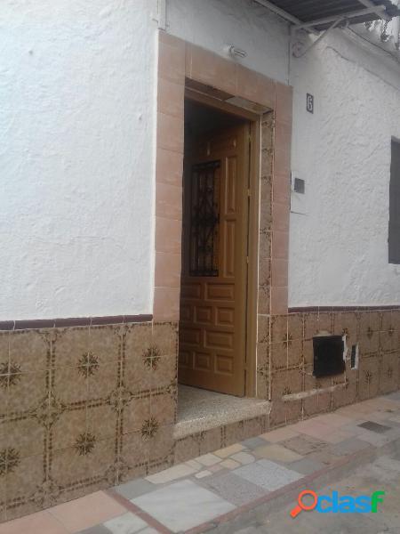 Casa a reformar en el centro de Fuengirola