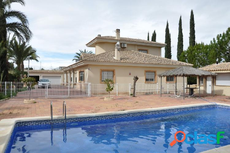 Casa-chalet con terreno en El Palmar Murcia