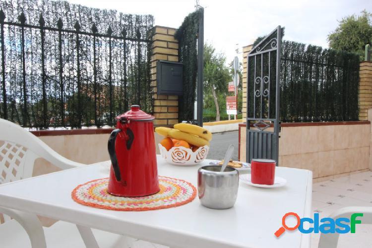 Casa de 1 planta para entrar a vivir en Villanueva del Rio y
