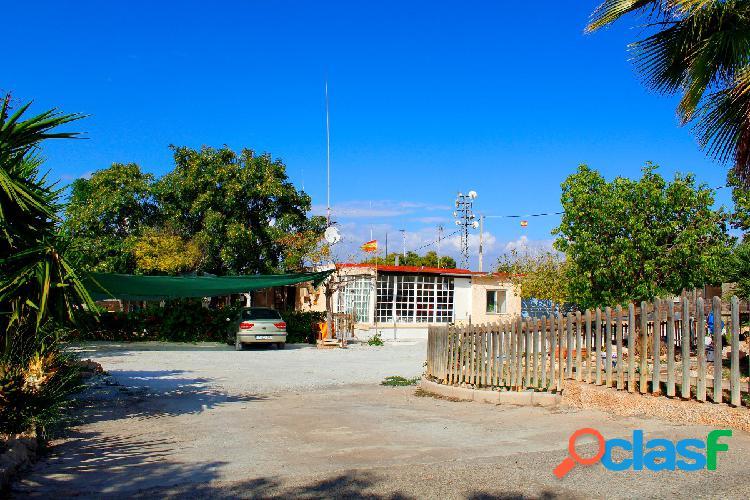 Casa de campo en Valverde, Elche