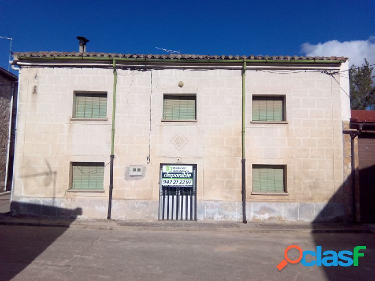 Casa de piedra en Ubierna - Burgos 100m por planta mas una