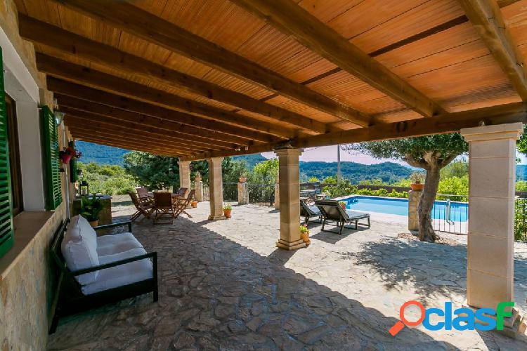 Casa en Esporles en paraje de la Serra de Tramuntana
