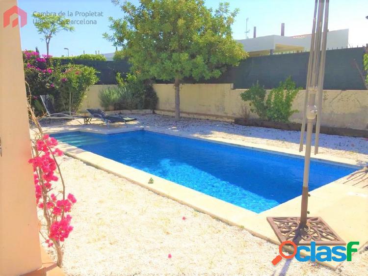Casa en Sant Feliu de Guixols con piscina a 5 min de la