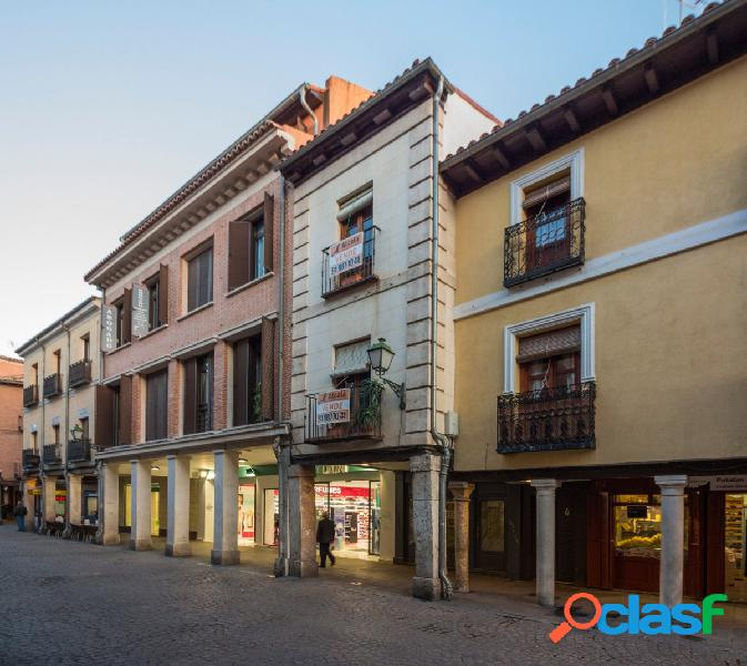 Casa en el Casco Histórico de Alcalá de Henares