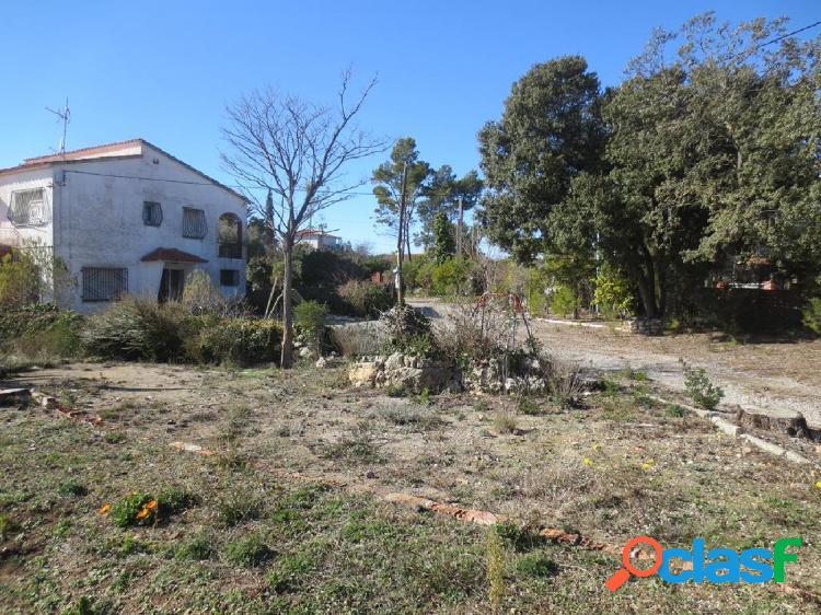 Casa en venta con terreno